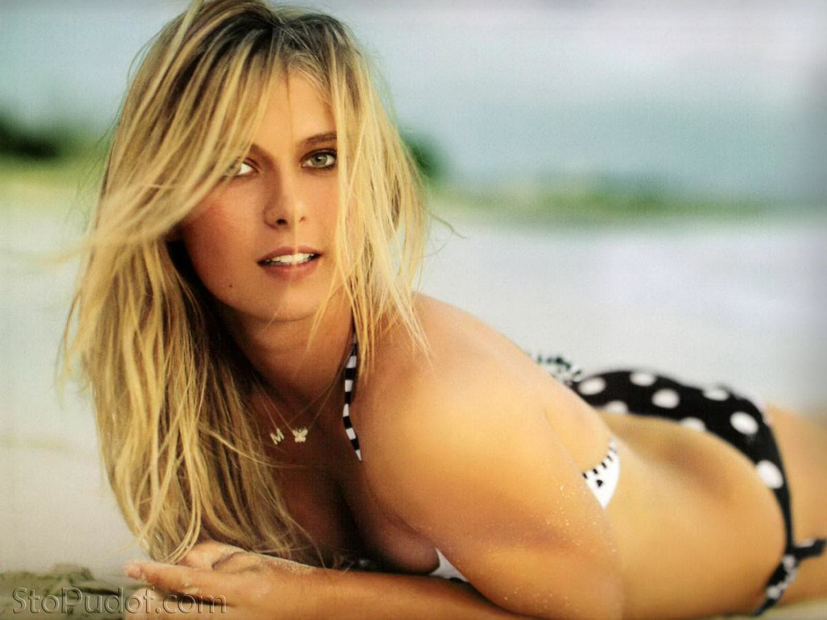 leaked pictures of Maria Sharapova naked - UkPhotoSafari