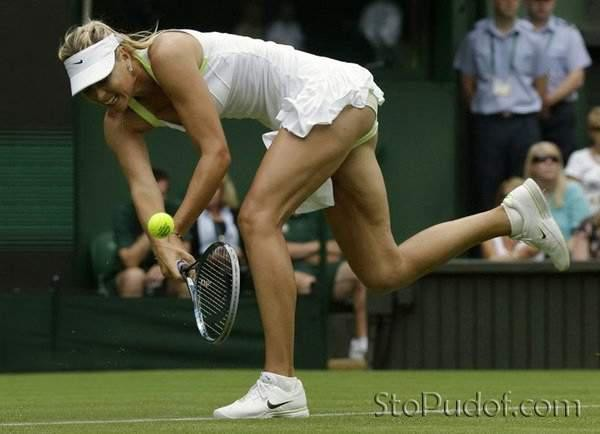 more nude pictures of Maria Sharapova - UkPhotoSafari