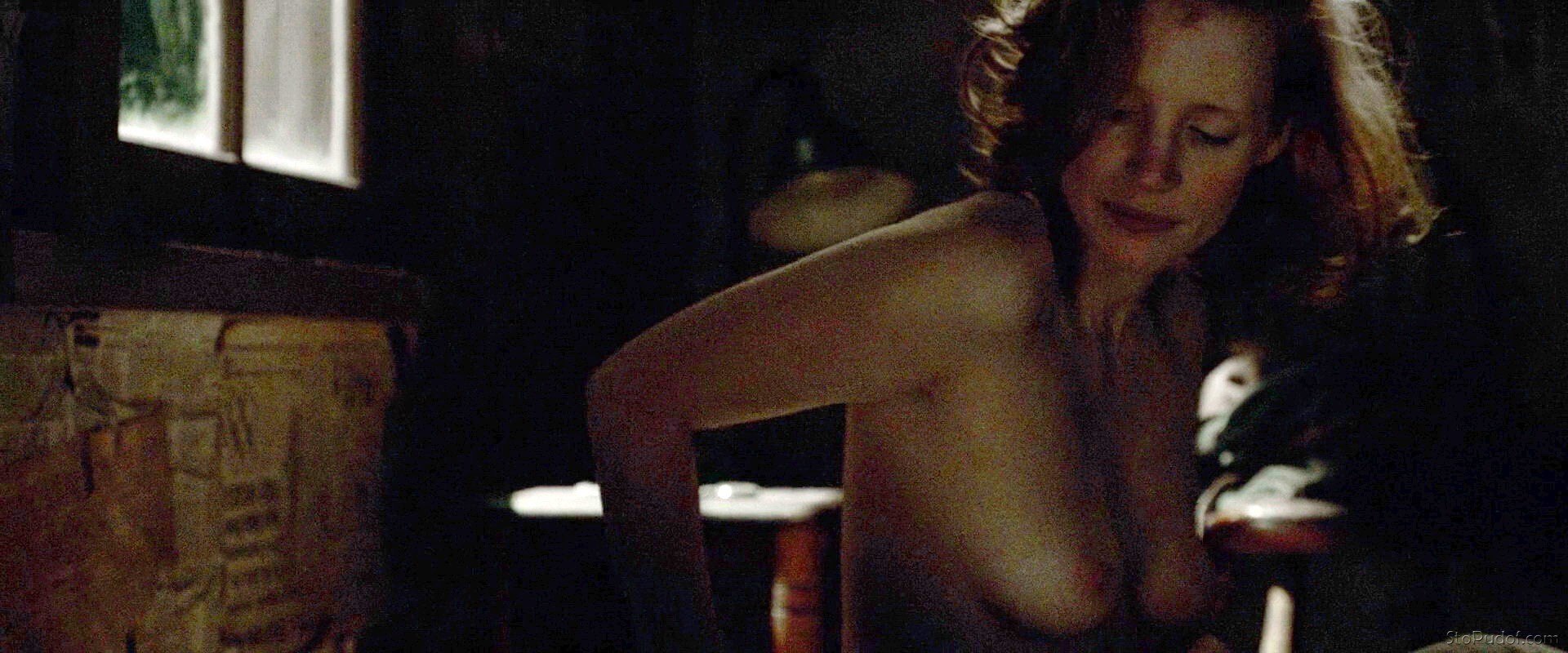 naked pics of Jessica Chastain leaked - UkPhotoSafari