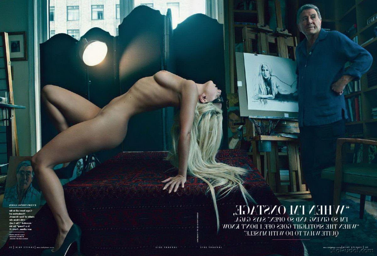 new Lady Gaga naked pictures - UkPhotoSafari