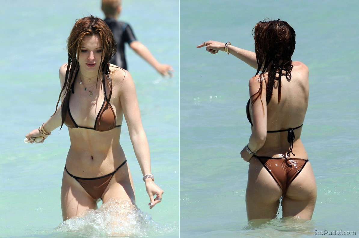 new leaked nude pics of Bella Thorne - UkPhotoSafari