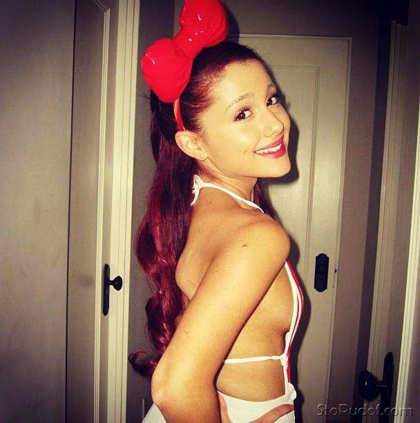 nude photo leak Ariana Grande - UkPhotoSafari