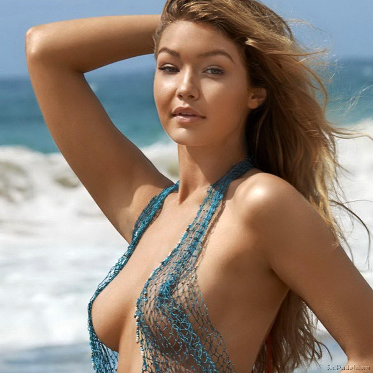 Gigi Hadid Nude Pics 2020