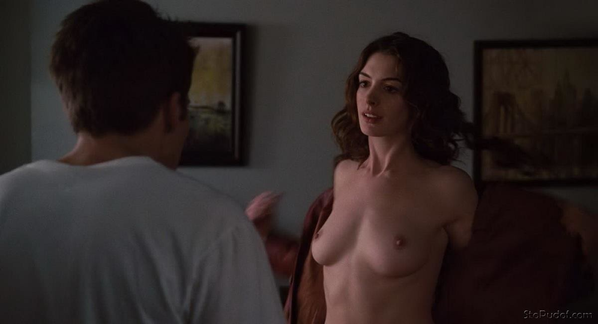 Pictures of anne hathaway nude