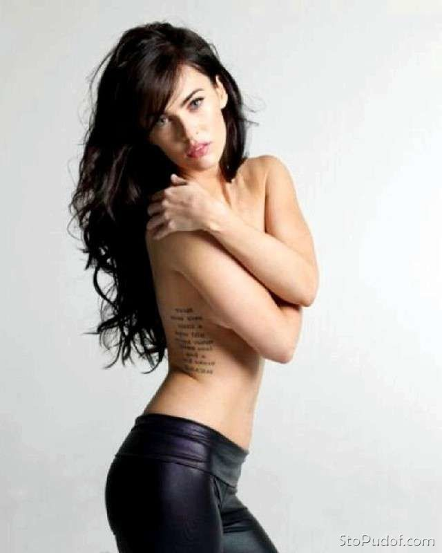 recent nude pics of Megan Fox - UkPhotoSafari