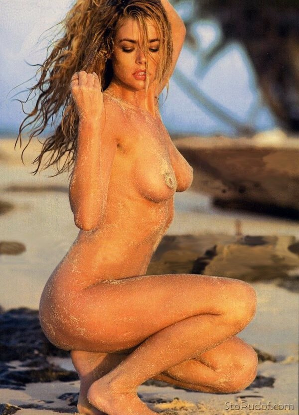 Pity, that Denise richards topless pics think, that