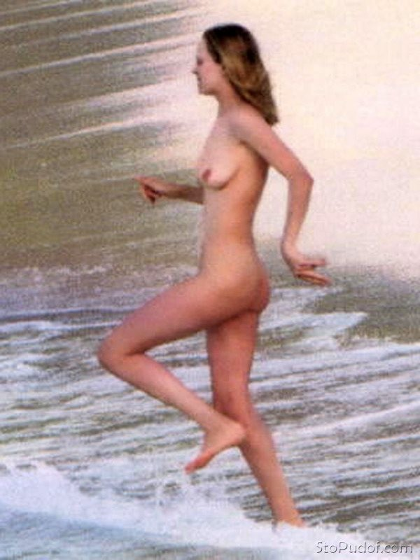Uma Thurman Be Cool Sexy Bikini Moment Photo By Fotsa