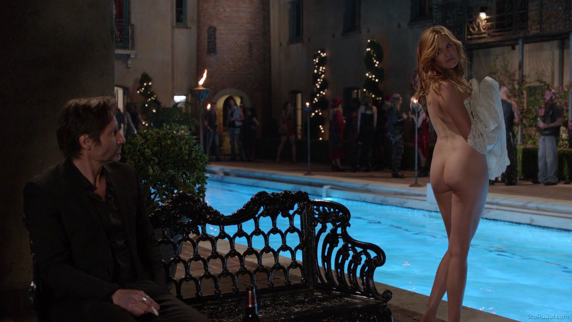 Best nude of californication