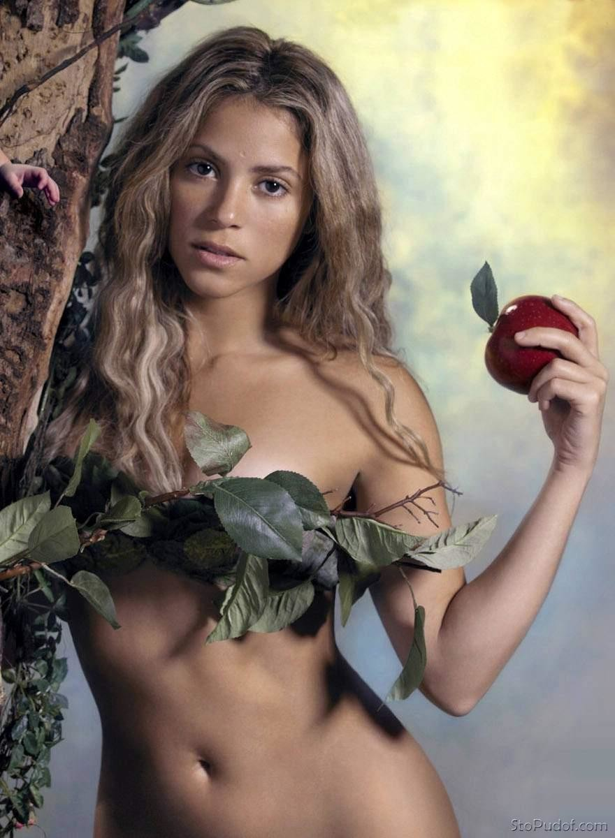 view naked Shakira photos - UkPhotoSafari