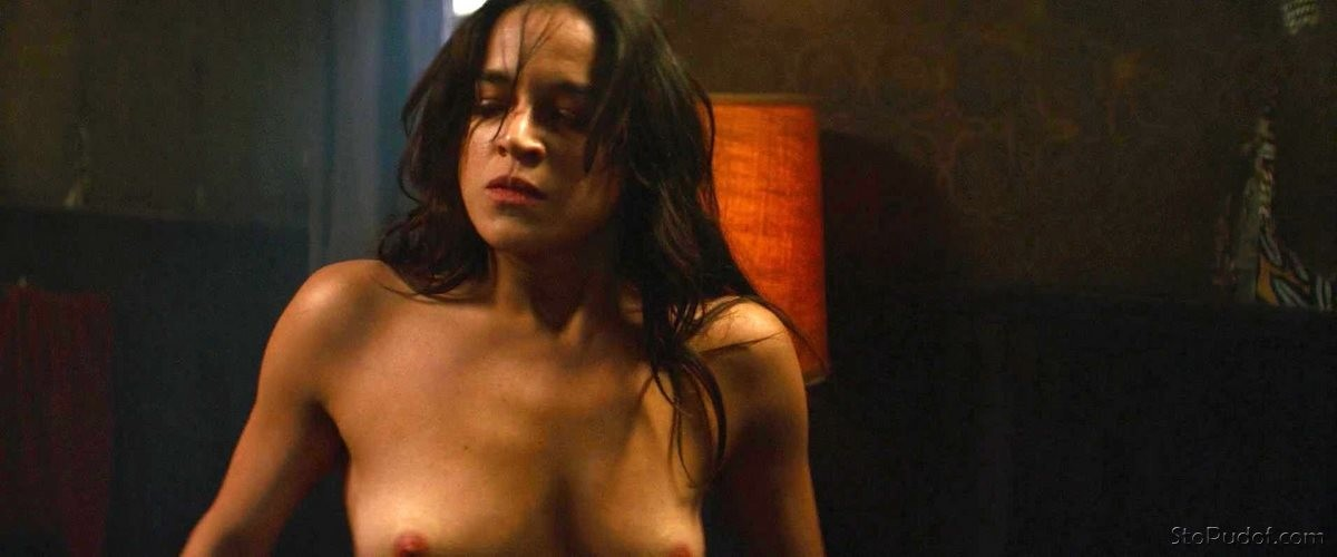 Boobs naked michelle rodriguez — photo 6