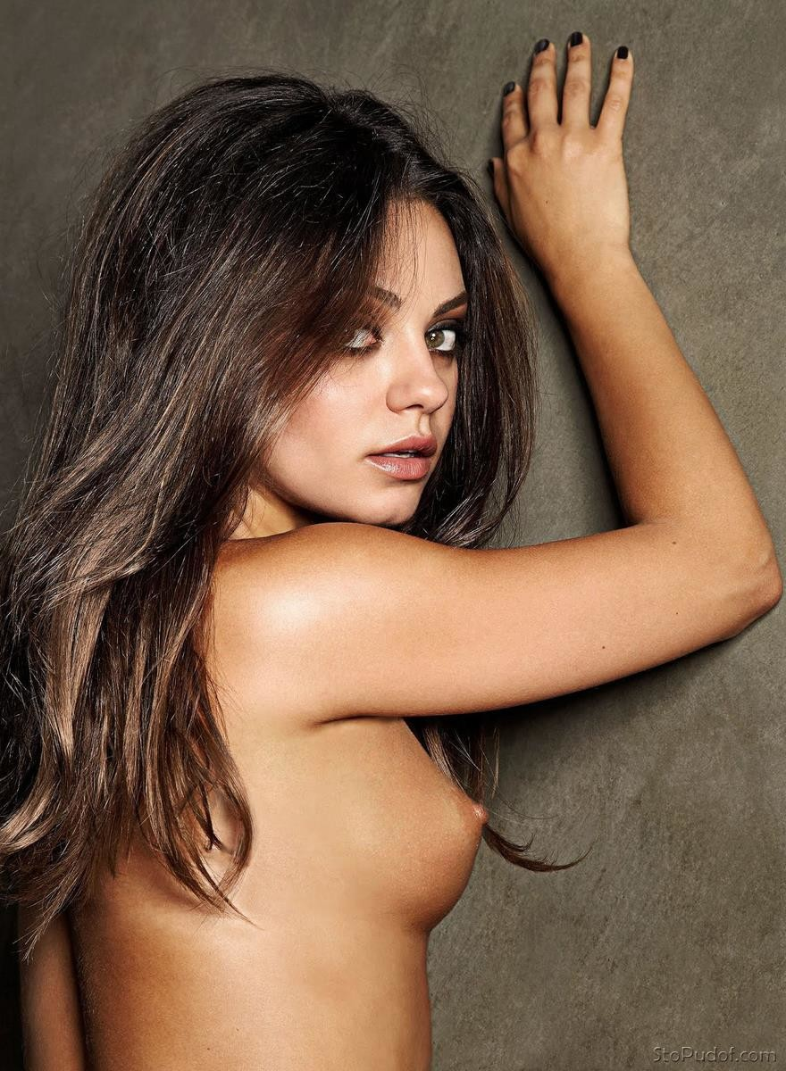 watch Mila Kunis nude photos - UkPhotoSafari